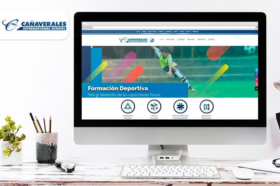 sitio web canaverales